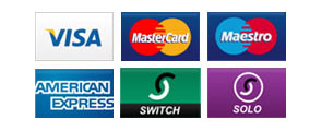 WithoutaKey now accepts all major credit and debit cards